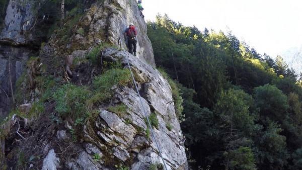 Klettersteig St. Anton im Montafon